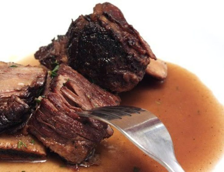 Oven Braised Short Ribs | Mmmm....beef | Pinterest