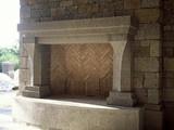 French Gothic Mantel - - fireplaces - toronto - by Tartaruga Design inc.