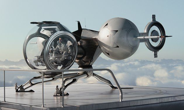 Oblivion bubble ship. They really built it... now let's master that propulsion system