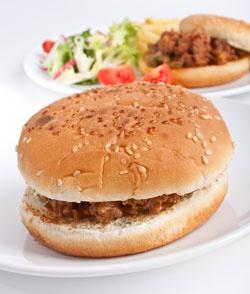 tempeh sloppy joes! | Vegan and Vegetarian Recipes | Pinterest