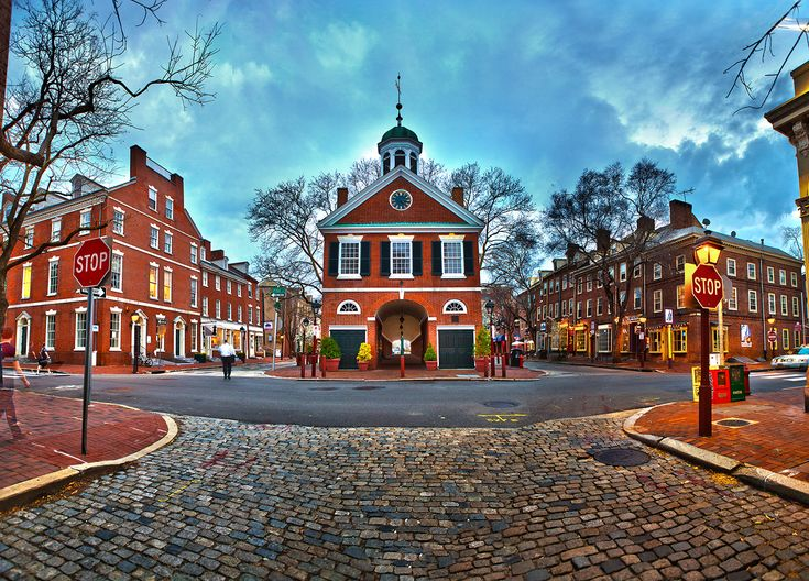 Headhouse Square