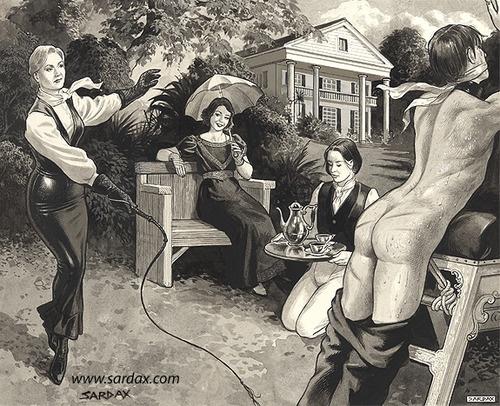 femdom art | FemDom Illustration | Pinterest: pinterest.com/pin/469359592385494525