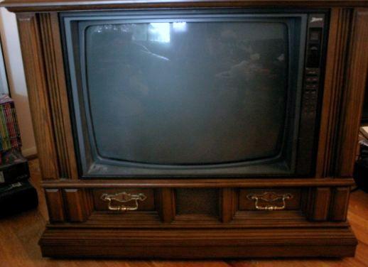 Zenith tv back in the day pinterest for Floor model tv