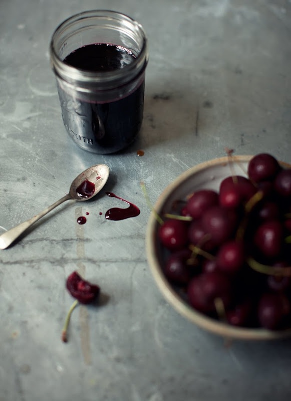 Cherry Syrup | What Katie Ate | Fabulous Food and Recipes | Pinterest