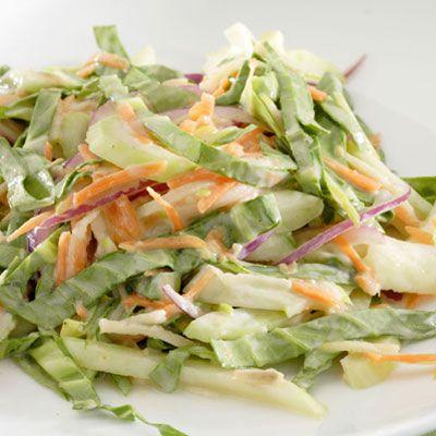 Chunchu Bok Choy Slaw | Salads | Pinterest