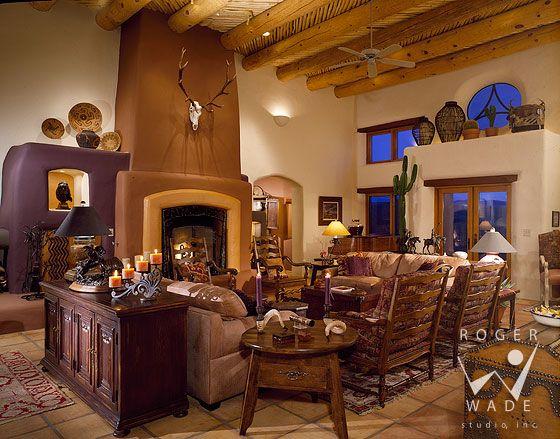 Southwestern Decor Rustic Home Decor Pinterest