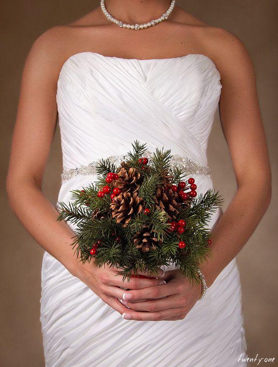 Christmas Wedding Bouquets Ideas : Poradnik lubny m?j cudowny lub wi teczny