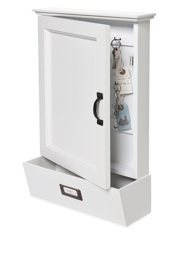 Decorative Accents - Wood Key Box - EziBuy Australia