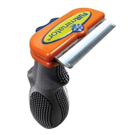 Amazon.com: FURminator deShed Tool Dog Med/Orange Short Hair: Pet