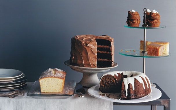 Mile-High Chocolate Cake | Sweets, Treats and the Deets | Pinterest