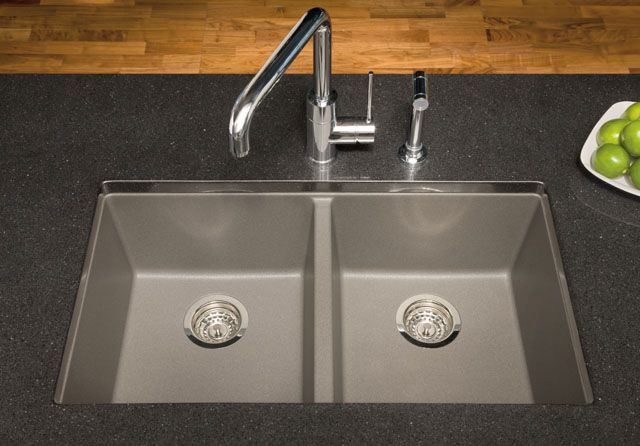 Crushed Granite Sink : crushed granite sink
