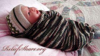 Free Crochet Pattern For Preemie Cocoon : Preemie cocoon cute baby stuff Pinterest
