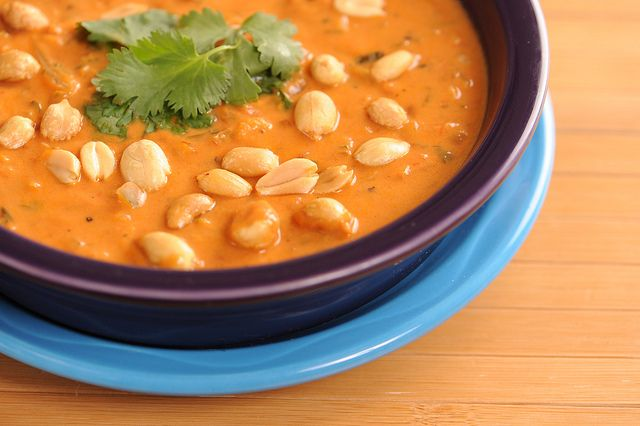 AFRICAN PEANUT SOUP | Soups, Stews & Chili | Pinterest