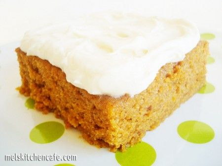 Carrot Sheet Cake with Whipped Cream Cheese Frosting - My sweetheart ...
