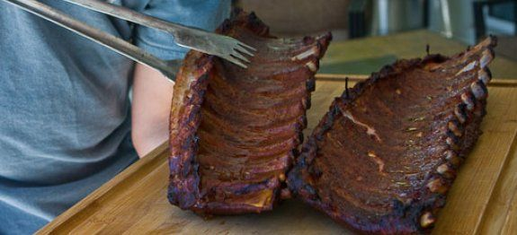 Dr. BBQ's Famous Baby Back Ribs | Recipes | Pinterest