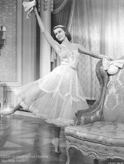 "Cyd Charisse - ""Silk Stockings"" (1957)   Movies: Ladies Of Hollywoo..."