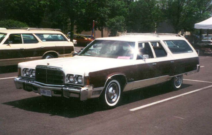 1975 Chrysler Town & Country