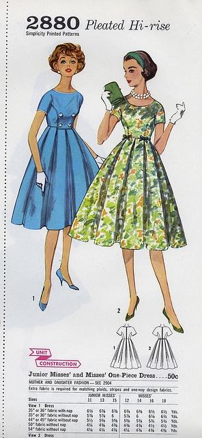 2880, via Flickr. Way cute dress