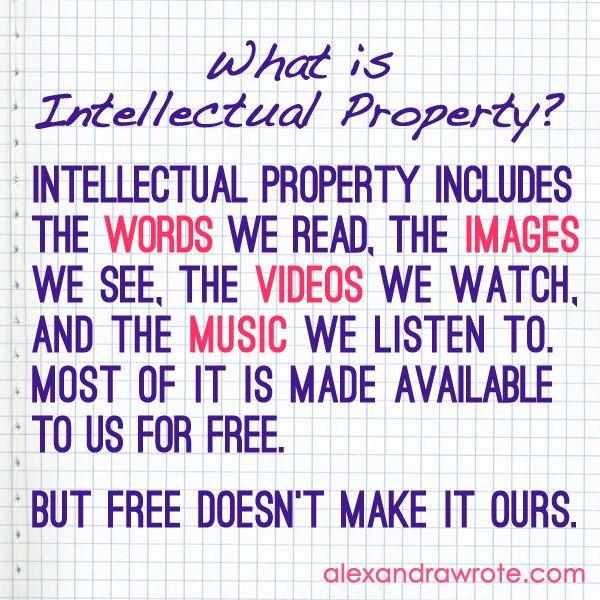 Intellectual Property: Intellectual Property Quotes. QuotesGram