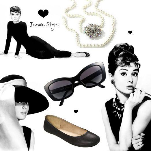 Audrey Hepburn Style Always Audrey