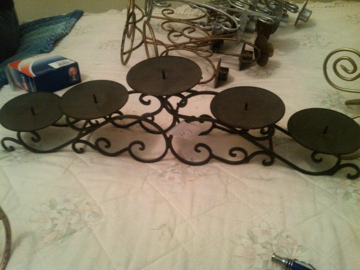 Head Table Centrepiece