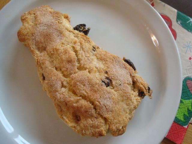 sour cherry and walnut scones | Desserts | Pinterest
