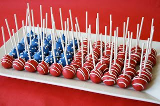 cute 4th of july food