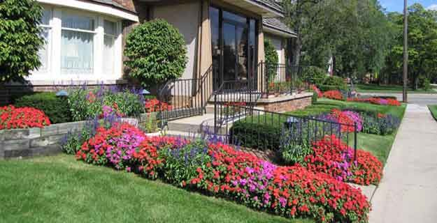 Picture Of Small Flower Garden Ideas Gardening Tips For