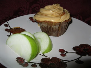 Apple Carrot Cupcakes | Dessert | Pinterest
