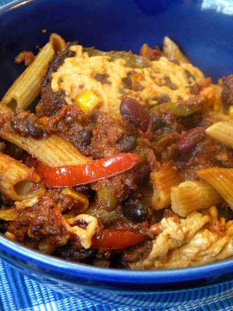 The Vegan BBQ Casserole - right up my alley, but not so much the vegan ...