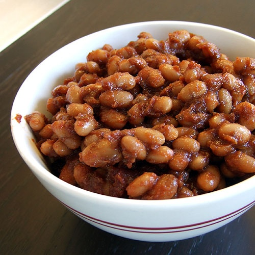 Boston Baked Beans | I ate his liver with some fava beans and a nice ...