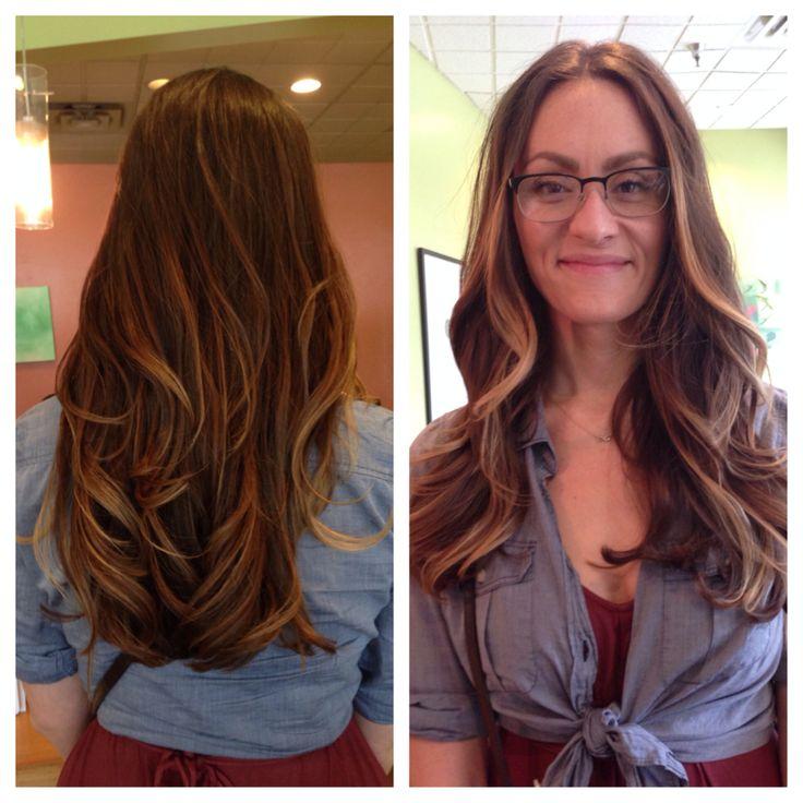 Balayage Highlights Vs Ombre Hair Color Nicole Lindo Hair | LONG ...