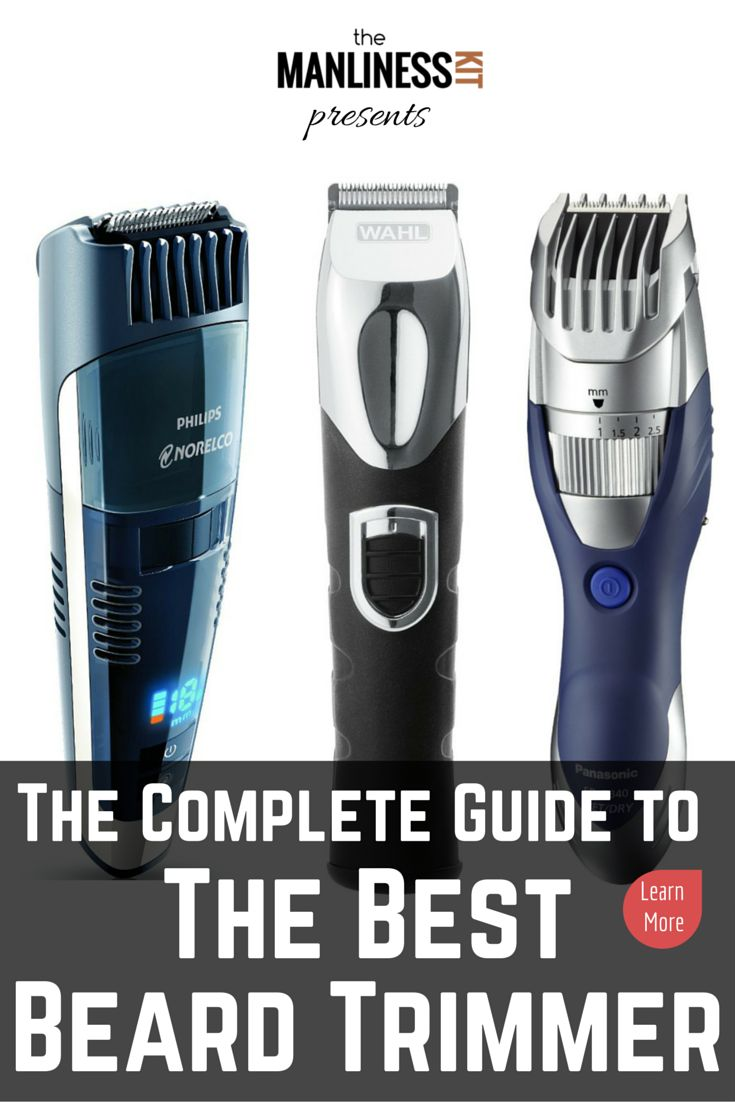 Top 11 Best Beard Trimmers For Men – Manscaping Made Easy forecasting