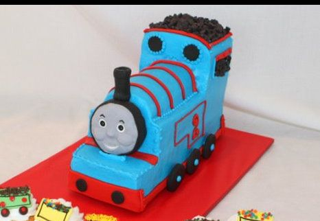 Train Engine Cake Images : Train Engine Cake happy birthday Pinterest