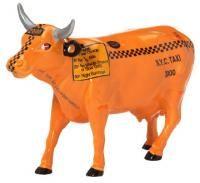 NYC Taxi - Cow Parade