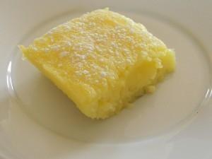 Easy Lemon Bars   Recipes   Pinterest
