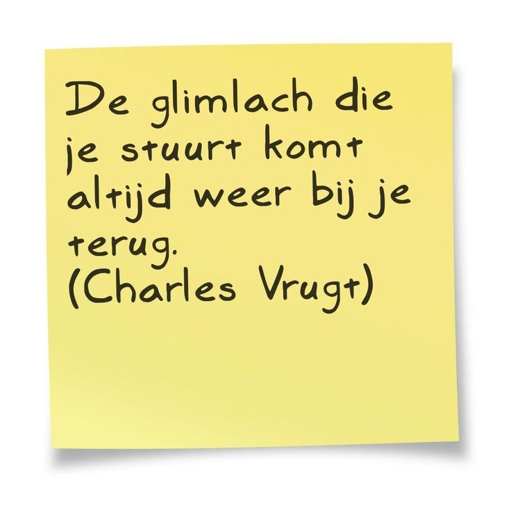 Spreuk: