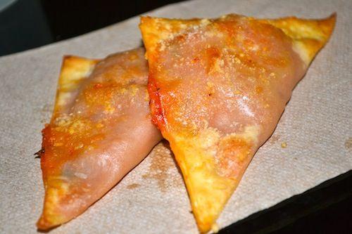 Skinny Pizza Rolls | Protein | Pinterest