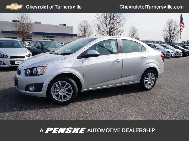 Chevrolet Sonic 2014 | Autos Post