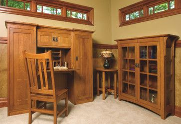 Arts Crafts Craftsman Exteriors Home Office Design Ideas Pictures