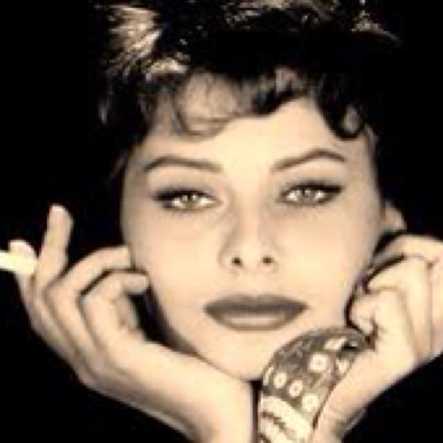 Sophia Loren   Vintage...
