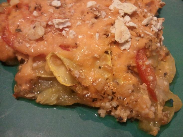 Sandy's Kitchen: Summer Squash Gratin | LivFit: TSFL recipes | Pinter ...