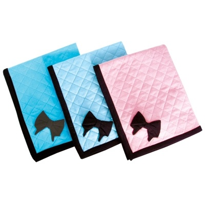 Coco Bow® Quilted Blankee dog blanket