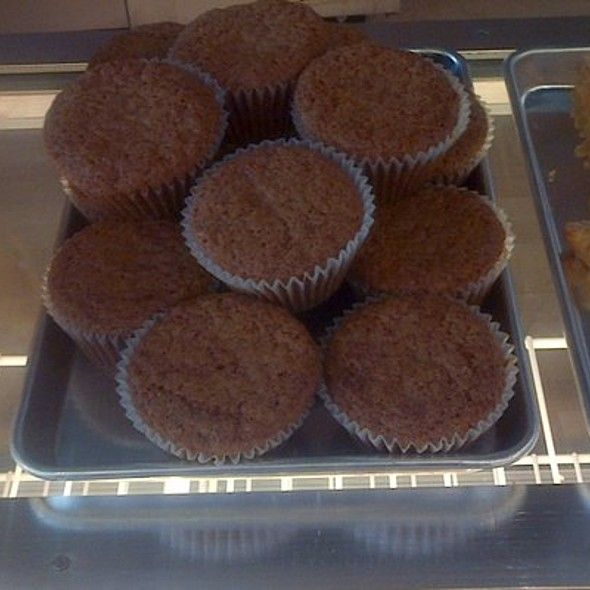 Carrot Cake Muffin @ Sweetopia at 221 E. Clay St. Richmond,VA 23219. Good for you and good to you.