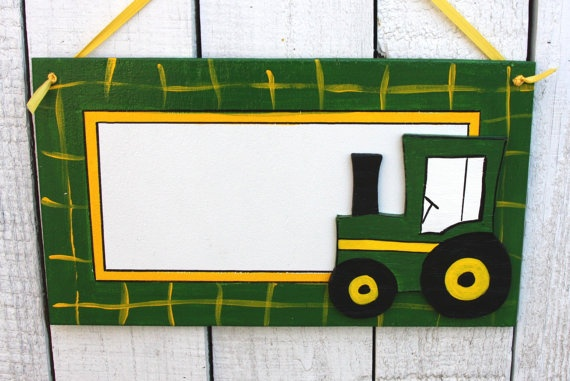 John Deere Tractor Cutouts : Pin by courtney vogel on etsy products pinterest