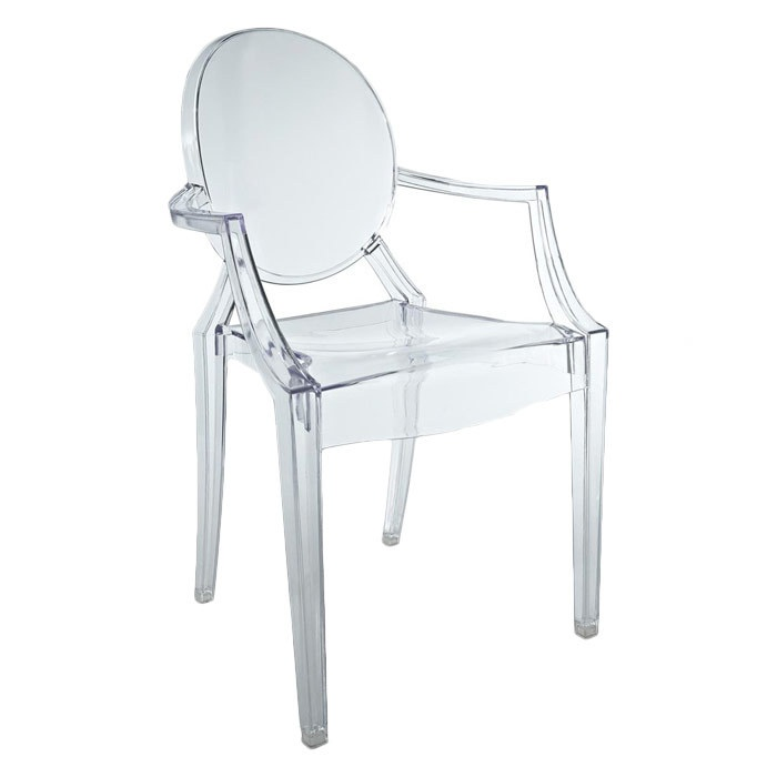 Kartell Louis Ghost Chair I Love Homes Pinterest