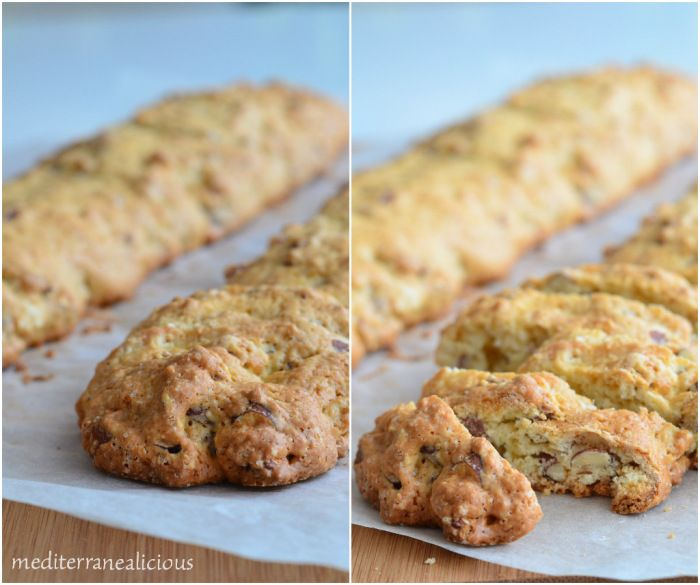 Rosa's Almond Biscotti Recipes — Dishmaps