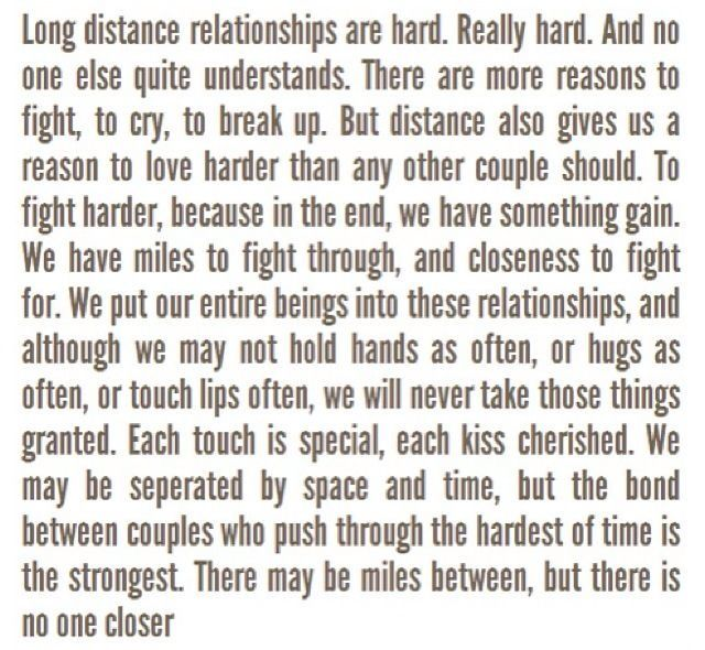 long distance relationship quotes quotesgram