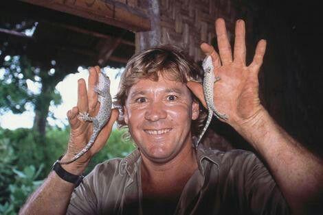 Steve Irwin, my #1 Hero!