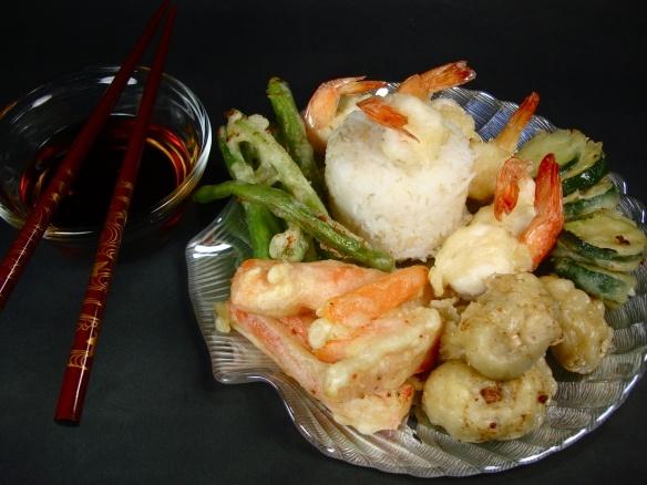 Tempura Shrimp and Veggies | Savour: Recipes from 1227 Foster | Pinte ...